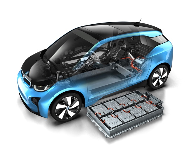 Box Image Electric Car Benefits