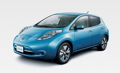 The Nissan Leaf – a superb family hatchback with charm