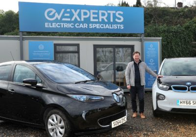 Top Tips for buying a used Electric Car