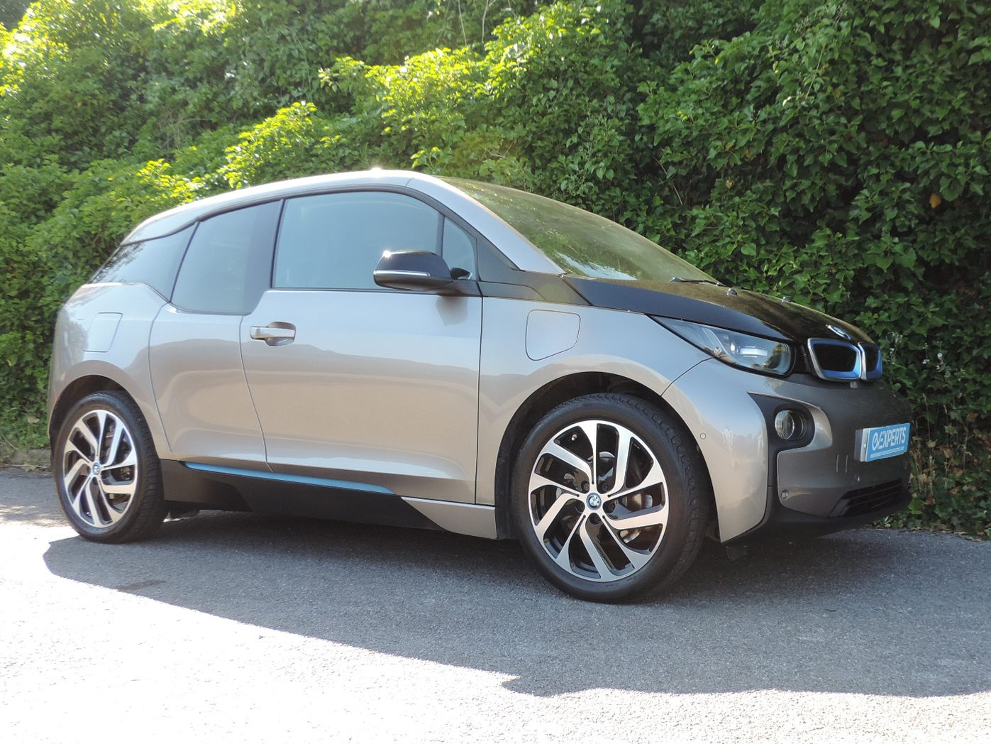 BMW i3 60Ah REX (2015) Andesit Silver / Suite Leather