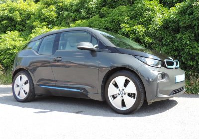 BMW i3 60Ah BEV (2014) Arravani Grey / Loft interior