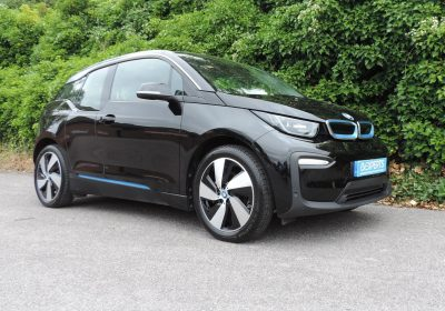 BMW i3 120Ah BEV (2018) Fluid Black / Cloth interior