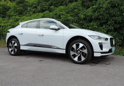 Jaguar I-Pace 90kWh SE (2018) Yulong White / Ebony Leather