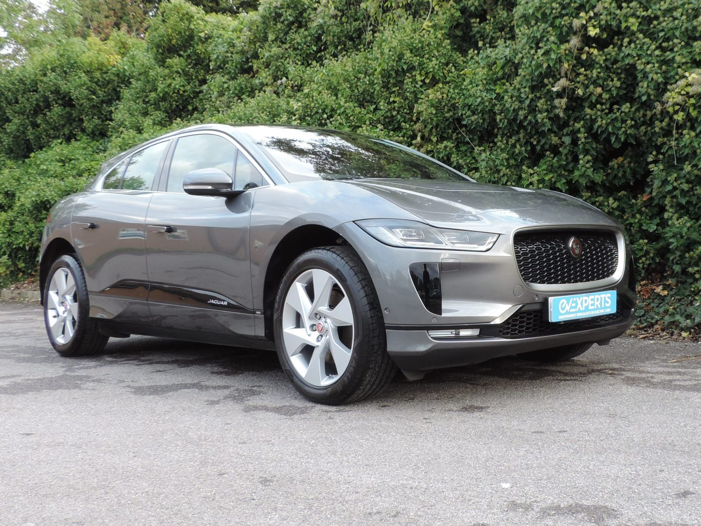 Jaguar I-Pace 90kWh SE (2019) Corris Grey / Ebony Leather