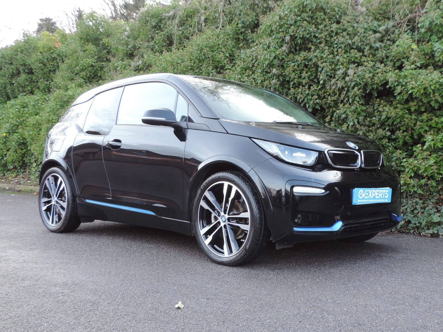 BMW i3 S 33kWh / 94AH (2018) Fluid Black / Suite Leather